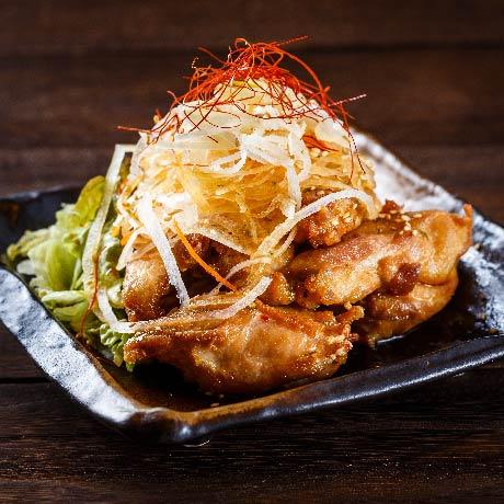 パリパリ油淋鶏